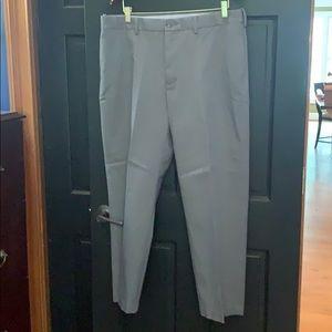 Savane gray khaki style pants 36 x 29 +